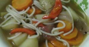 Comfort Veggies Soup