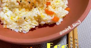 Butter Rice with Egg