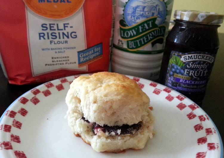 My Dad's Homemade Biscuits