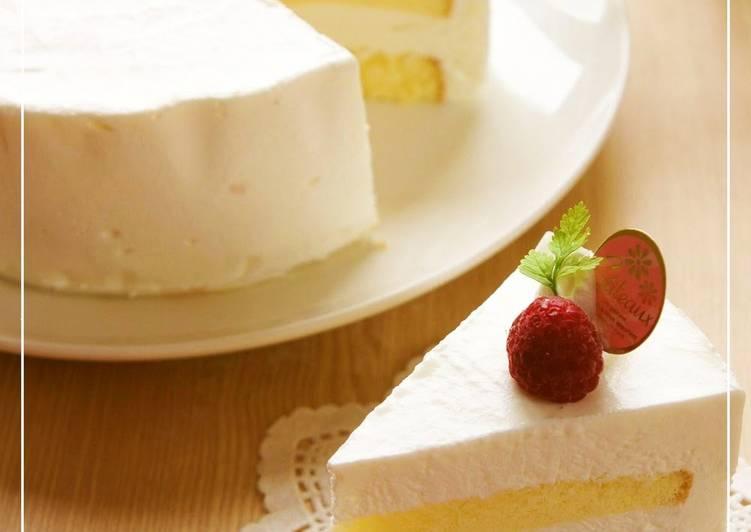 No-Bake Cheesecake - Made With Strained Yogurt