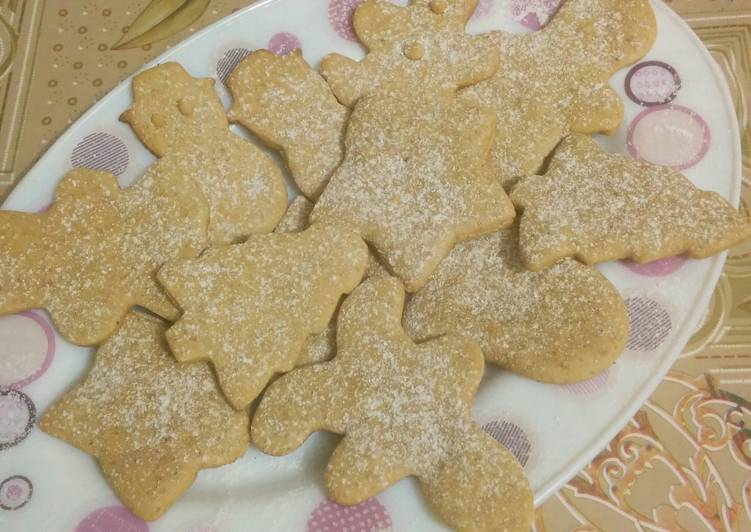 Gingerbreadman Cookies