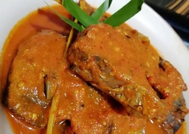 Ikan tongkol Asam padeh