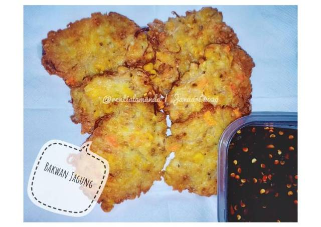 Bakwan Jagung Bombay