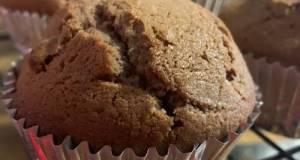 Pumpkin Spice Cocoa Muffins