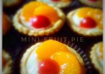 Resep Fruit pie Paling dicari