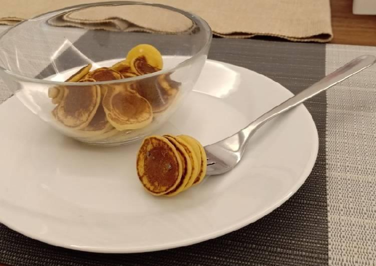 Tik tok viral pancake cereal