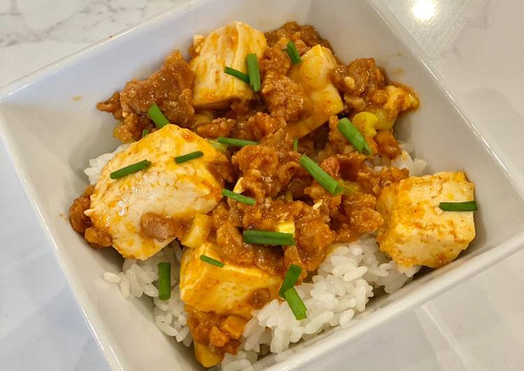 , Recipe: Perfect Mapo Tofu