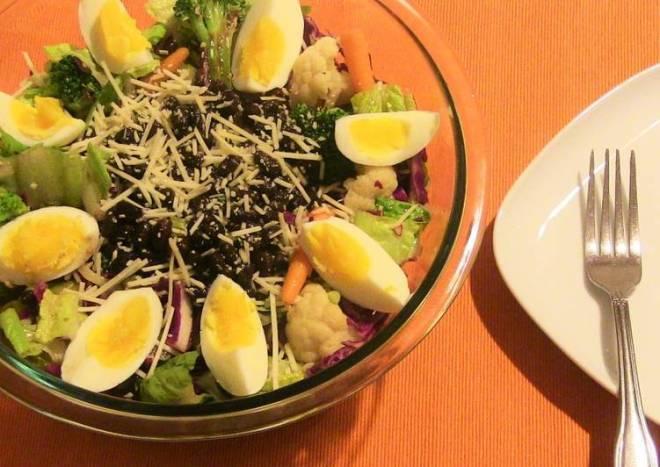 Healthy Yummy Salad