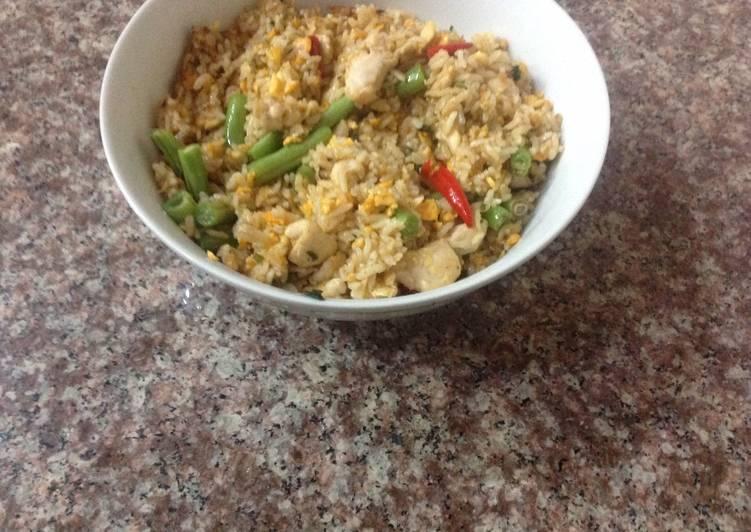 Nasi Goreng Ayam Tom Yam
