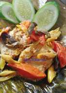 Pepes Ayam Kemangi : pepes, kemangi, 1.733, Resep, Pepes, Kemangi, Sederhana, Rumahan, Cookpad