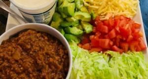 Taco (Resep No. 100)