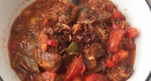 Sarden Ikan Tomat Pedas