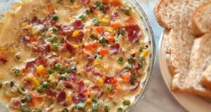 Vegetables & Ham Casserole