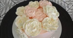 💐Genoise cake 🎂