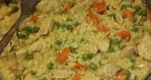One Pot 30 Minute Chicken & Rice