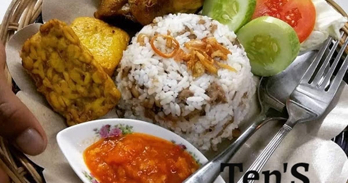 376 Resep Nasi Tutug Oncom Enak Dan Sederhana Cookpad