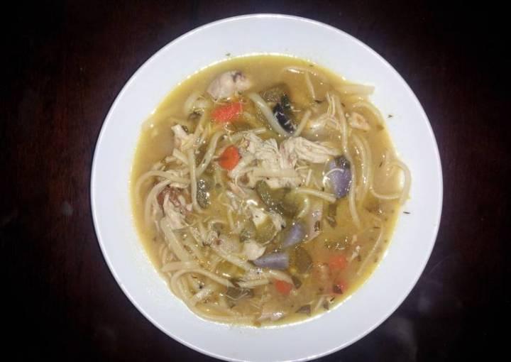 Simple Harvest Chicken Noodle Soup