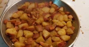Poor Man's Cajun Potatoes