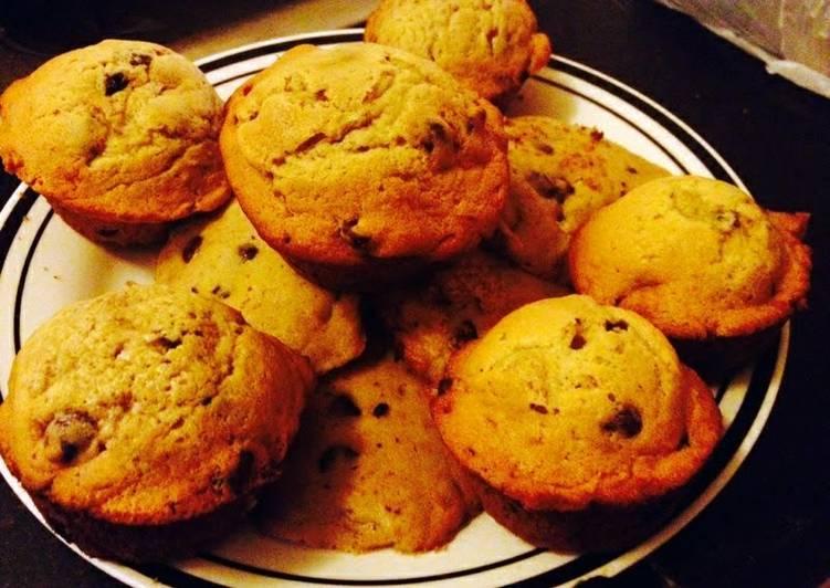 DIY Chocolate Chip Cookies