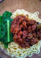 Resep Mie Ayam Solo : resep, Resep, Sederhana, Rumahan, Cookpad
