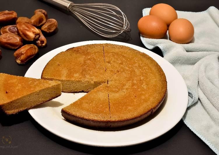 Dates Pan Cake
