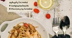 Spaghetti Aglio Olio #phopbylinimohd
