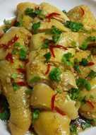 Resep Ayam Kukus : resep, kukus, Resep, Kukus, Lemon, Sederhana, Rumahan, Cookpad