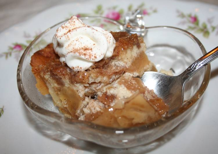 Apple Buttermilk Pie