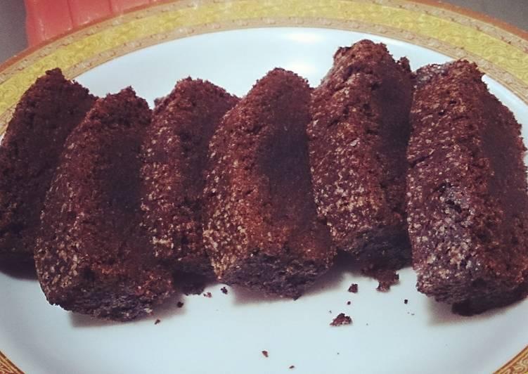 SKhan's Chocolate Brownies!