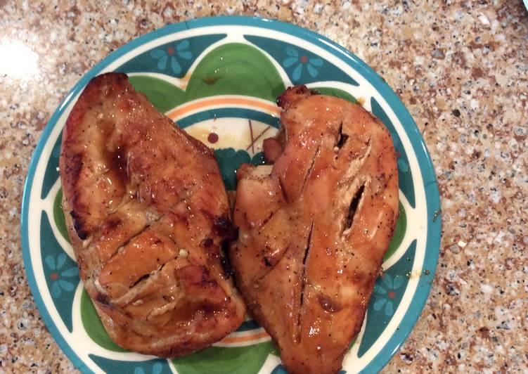 Coconut Amino Teriyaki Chicken