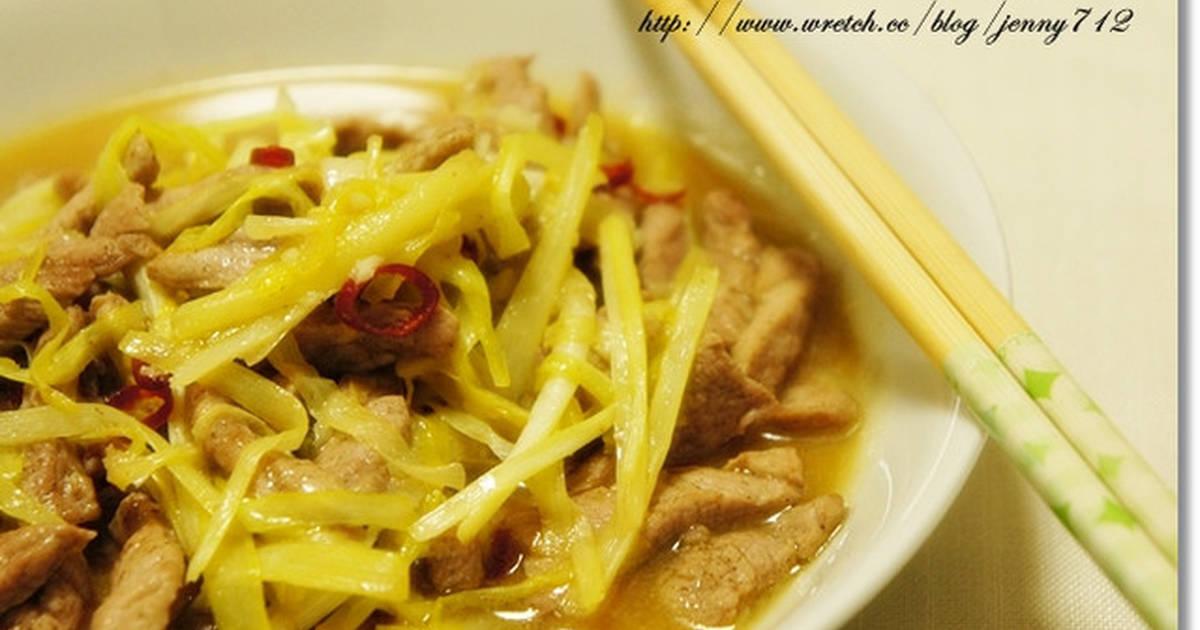 韭黃炒肉絲 食譜,香菇切絲,作法共85個 - 全球最大料理網站 - Cookpad