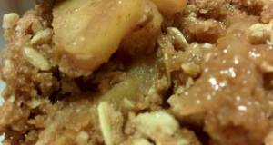 Simple Apple Crisp