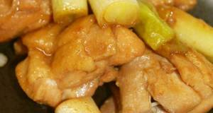 Chicken Thigh Teriyaki