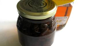 Rum Steeped Raisins (Sultanas)