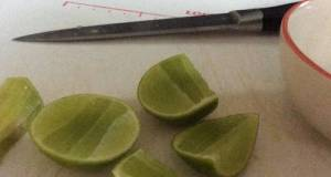 TIP : Cutting Limes & Clean Boards
