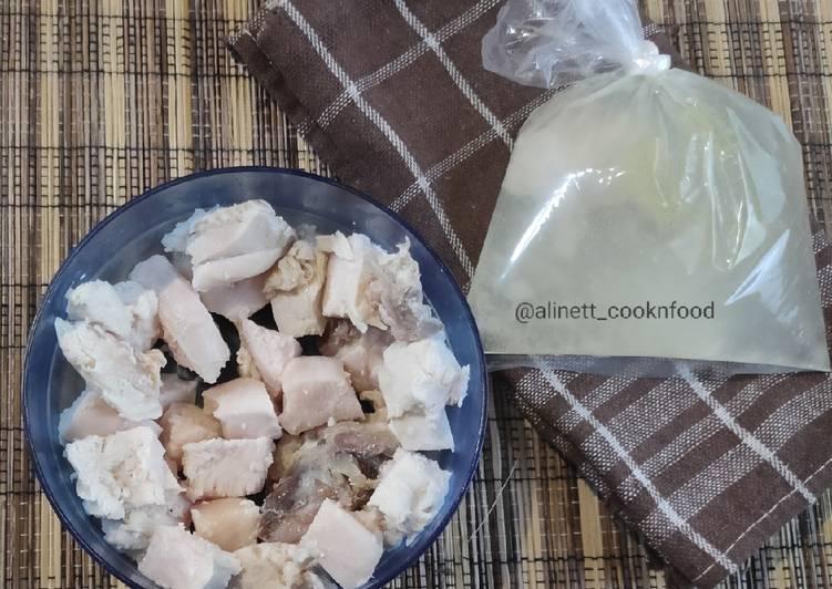 Tips Menyimpan Ayam Rebus