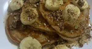 Healthy Whole Wheat Pancakes
