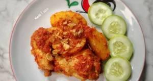 24. Ayam Balado