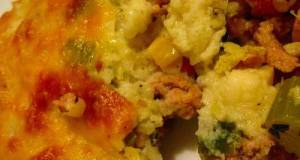 Turkey Shepherd's Pie (Low Carb)