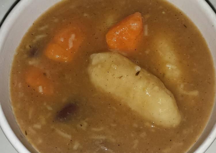 Jamaican Beef Pumpkin Soup