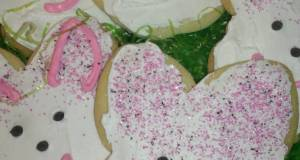 Easter Bunnys Gone Wild  - Cut out Cookie Dough