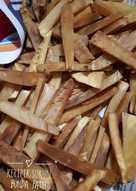 Cara Membuat Keripik Sukun : membuat, keripik, sukun, Resep, Keripik, Sukun, Renyah, Sederhana, Rumahan, Cookpad