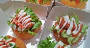 DOSIS HOTDOG (donat Sosis Hotdog)