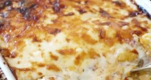 Lasagna-Style Gnocchi Gratin
