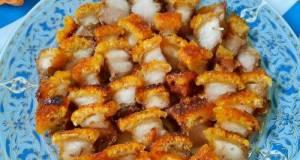 Roasted pork Belly / siobak panggang /samcan panggang garing
