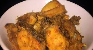 Ayam Balado Kuah