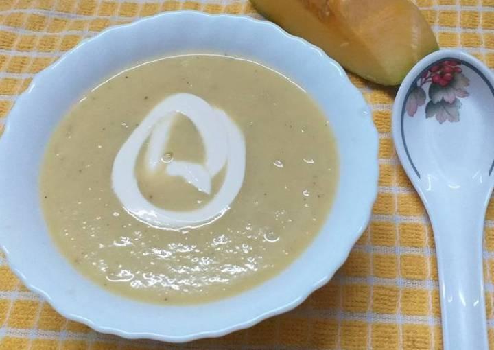 Healthy Tasty Pumpkin Soup