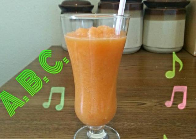 Carrot Cocktail