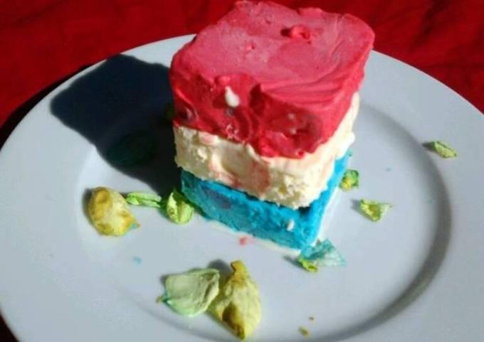 Ladybirds Homemade Vanilla Ice Cream