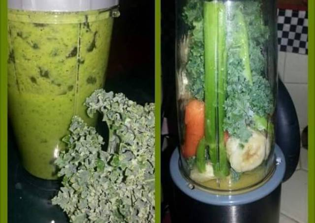 Kale GREEN juice